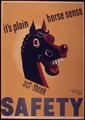 """It's Plain Horse Sense"" - NARA - 514657.tif"
