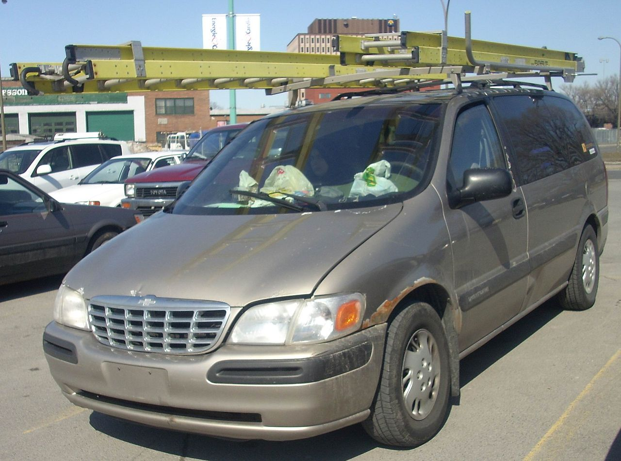 All Chevy 2008 chevy venture van : File:'97-'00 Chevrolet Venture LWB 3-Door.JPG - Wikimedia Commons