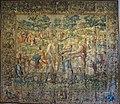 'King Abimelech Restores Sarah to her Husband, Abraham', Flemish tapestry by Frans Geubels, Dayton.jpg