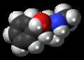 (1S,2S)-Pseudoephedrine molecule spacefill.png