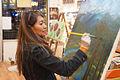 (Painter) Carla Jones at her Art Studio in Quito, Ecuador.jpg