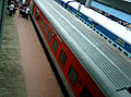 (Secunderabad - Visakhapatnam) AC Express at Visakhapatnam 01.jpg
