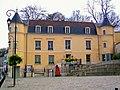 Écouen (95), manoir des Tourelles, façade nord-ouest.jpg
