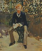 Édouard Manet - George Moore in the Artist's Garden.jpg