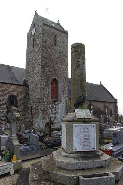 Église paroissiale, La Lucerne-d'Outremer, Manche