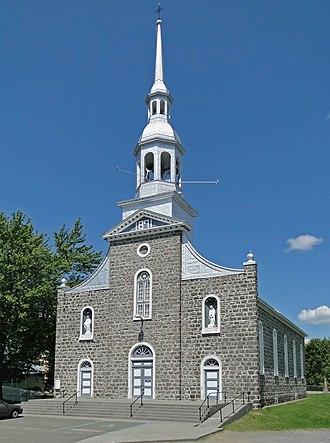 Saint-Alexis-des-Monts, Quebec - Saint-Alexis Church