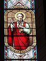 Église Saint-Blaise de Sainte-Maure-de-Touraine, vitrail 05.JPG