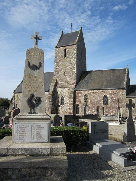 Saint-Malo-de-la-Lande, Manche