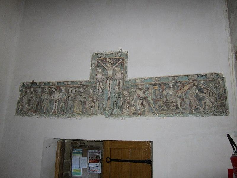 église Saint-Martin de Poilley (Manche)