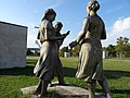 Éneklő fiatalok (Makrisz Agamemnon, 1953) 20151003 123 Budapest (21732527118).jpg