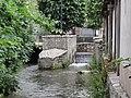 Étampes, circuit moulins et lavoirs, vestiges du moulin Sablon.JPG