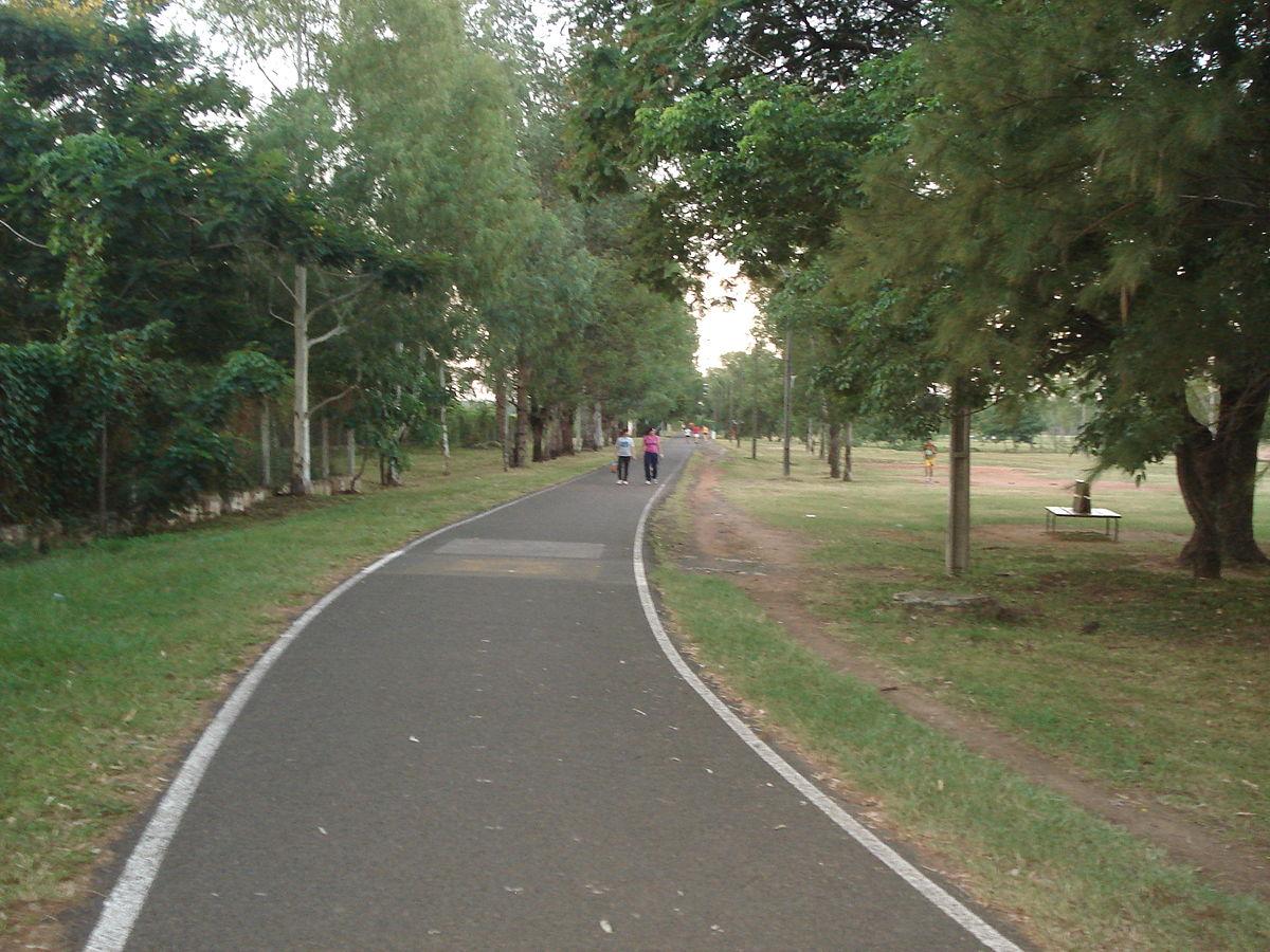Ñu Guasú Park - Wikipedia