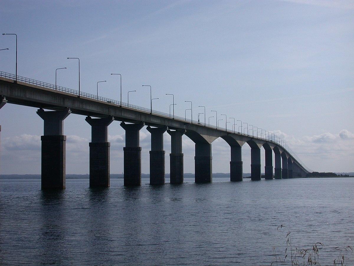 Öland Bridge - Wikipedia
