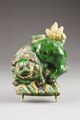 Östasiatisk keramik. Hängvas. Kangxi, Qingdynastin - Hallwylska museet - 95972.tif