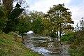 Überflutetes Elbufer Hamburg-Rissen - Orkan Gonzalo (22.10.2014) 01.jpg