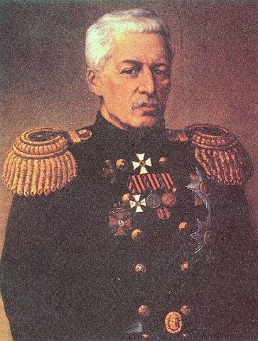 Портрет контр-адмирала Завойко