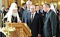 Владимир Путин в Московском епархиальном доме. 1.jpg