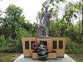 Воинское кладбище, где похоронено 92 советских воина, погибших в боях с немецко-фашистскими захватчиками 2.jpg