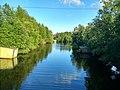 Вытегра, участок старого Мариинского канала.jpg