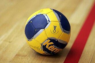 Ball - Image: Гандбол