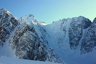 Chersky Range mountain range