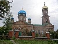 Казанская церковь (Белгородская область, Старый Оскол).JPG