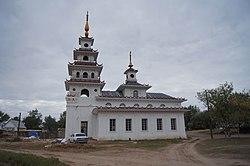 Калмыкцкий Хошеутовский Хурул Буддийский храм.JPG