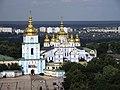 Комплекс Михайлівського Золотоверхого монастиря 03.JPG