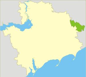 Адамовка на карте