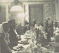 Мария Фёдоровна на свадьбе Ольги Александровны с Николаем Куликовским.jpg