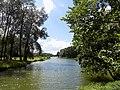 Марьино Парк Рыльский район Пруд Фото 9.jpg