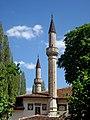 Мінарети Великої ханської мечеті.jpg