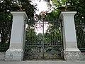 Невский проспект. Ворота в сад Аничкина дворца - panoramio.jpg