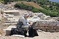 Неожиданный соотечественник. Античный город Книд (Книдос). Mugla. Turkey. Июнь 2015 - panoramio.jpg