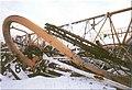 Обломки рухнувшей Варшавской радиомачты.jpg