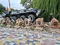Памятники воинам-интернационалистам, расположенные слева от памятника.jpg