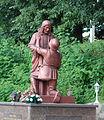 Памятник односельцям с. Великі Ком'яти, що загинули в роки Першої світової війни 1914 - 1918 р 01.JPG