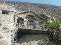 Пещерный монастырь в Инкермане. Балкон.jpg