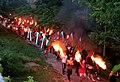 Протест на БНС за убийството на професор Калоян при Захарна фабрика.jpg