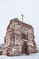 Руинированная церковь Вознесения Господня в Вохме (1780-1782).jpg
