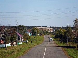 Bogotolsky District - Village (selo) Vagino, Bogotolsky District