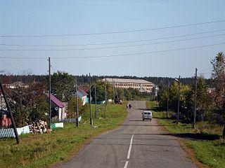 Bogotolsky District District in Krasnoyarsk Krai, Russia