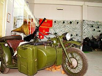 Taganrog military museum - Image: Таганрогский военно исторический музей экспозиция 2