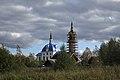 Храм Михаила Архангела в с.Поджигородово (1778-1783). Северный фасад..jpg