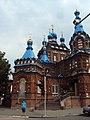 Церковь святого георгия, Krasnodar, Russia7.JPG