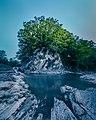 Шешорський водоспад на світанку.jpg