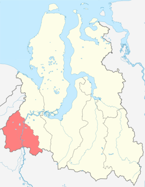 Shuryshkarsky District