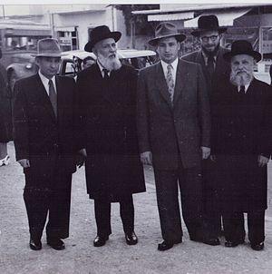 Shifra Baruchson Arbib - Image: משפחת ברוכסון 1950