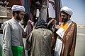 ثبت نام و اعظام افراد از مناطق محروم جنوب کرمان به زیارت شهر مشهد Pilgrimage in Iran- Kerman 22.jpg