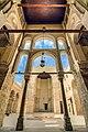 من داخل مسجد ومدرسة المنصور بن قلاوون.jpg